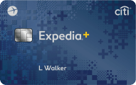 Expedia+ Card from Citi Application