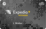 Expedia+ Voyager Card from Citi Application