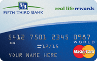 Fifth Third Bank Real Life Rewards Application