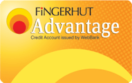 FingerHut Credit Account Application