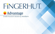 Fingerhut Credit Account issued by WebBank