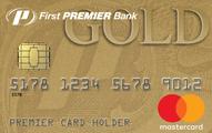 First PREMIER® Bank Gold Credit Card