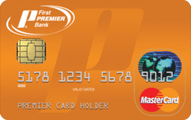 First PREMIER Bank MasterCard Credit Card Application