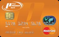 First PREMIER Bank MasterCard Credit Card Application