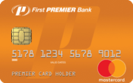 First PREMIER® Bank MasterCard® Credit Card