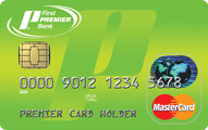 First PREMIER Bank Secured MasterCard Application