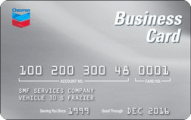 Chevron® Business Card