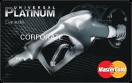 Universal Platinum Canada MasterCard®