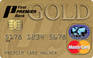 First PREMIER Bank Gold Credit Card Application