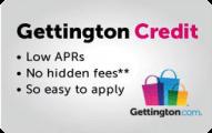 Gettington Credit Application