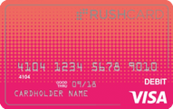 Gloss Prepaid Visa RushCard Application
