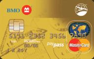 BMO Mosaik MasterCard Gold AIR MILES Reward Option Offer