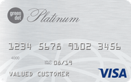 Green Dot Platinum Visa Secured Credit Card Application