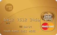 Green Dot® Reloadable Prepaid MasterCard®