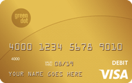 Green Dot Reloadable Prepaid Visa Card Application