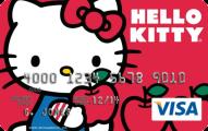 Hello Kitty Visa Platinum Reward Card Application