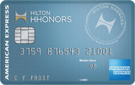 Hilton Honors Card from American Express Application