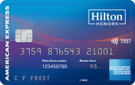 Hilton Honors Ascend card from American Express review