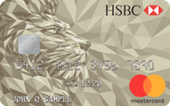 HSBC Gold Mastercard credit card Application