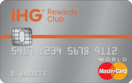 IHG Rewards Club Select Credit Card Application