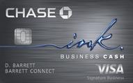 Ink Business Cash℠ Credit Card