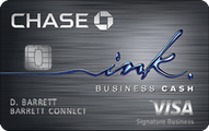 Chase Ink Business Cash Credit Card review