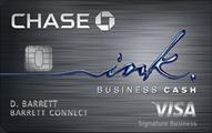 Ink Business Cash℠ Credit Card Application