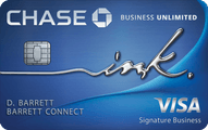 Ink Business Unlimited Credit Card Application