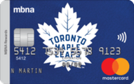 Toronto Maple Leafs® MBNA Rewards Mastercard® Credit Card