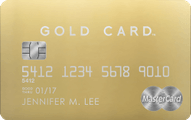 MasterCard Gold Card Application