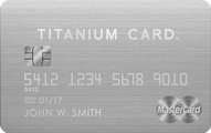 MasterCard Titanium Card Application