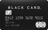 MasterCard Black Card Application