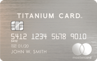 Mastercard Titanium Card review