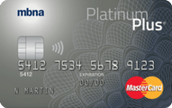 MBNA Platinum Plus