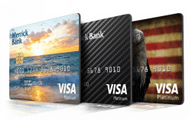Merrick Bank Double Your Line Visa Credit Card Application