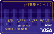 Midnight Prepaid Visa RushCard Application