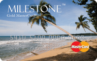 Milestone MasterCard Application