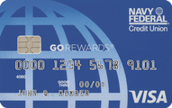 Navy Federal Credit Union GO REWARDS® Application