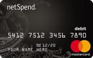 NetSpend® Prepaid Mastercard®