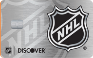 NHL Discover it card Application