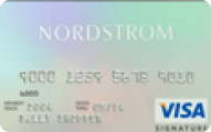 Nordstrom Signature Visa Application