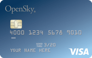 OpenSky Secured Visa Credit Card Application