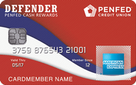 PenFed Defender American Express card review