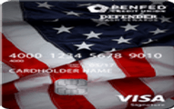 PenFed Defender Visa Signature® Card