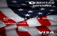 PenFed Defender Visa Signature Card Application