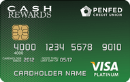 PenFed Platinum Cash Rewards Visa card review