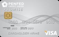 PenFed Promise Visa Card