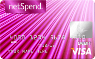 Pink NetSpend� Visa� Prepaid Card Application