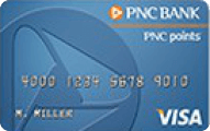PNC Points Visa Application