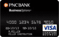 Visa Signature BusinessOptions Card